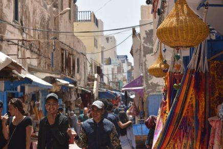 argelinos marroquíes