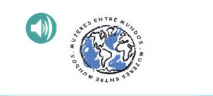 mujeres entre mundos logo programa radio