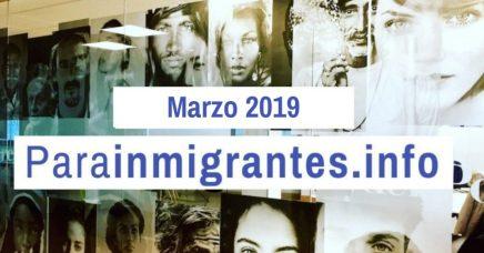 Noticias destacadas de Parainmigrantes