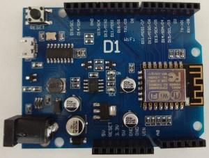 Placa WebMos D1