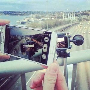 parallax video and photography for seattle business