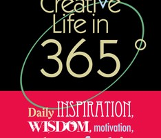 The Creative Life in 365 Degrees by Aliyah Marr