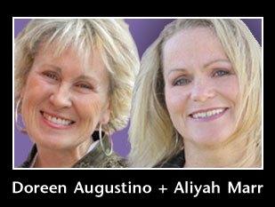 Doreen Augustino interviews Aliyah Marr