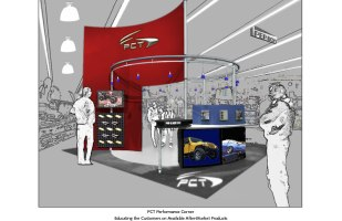 PCT Exhibit Design
