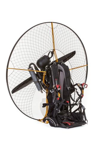 Paramotor X - Nitro Gold