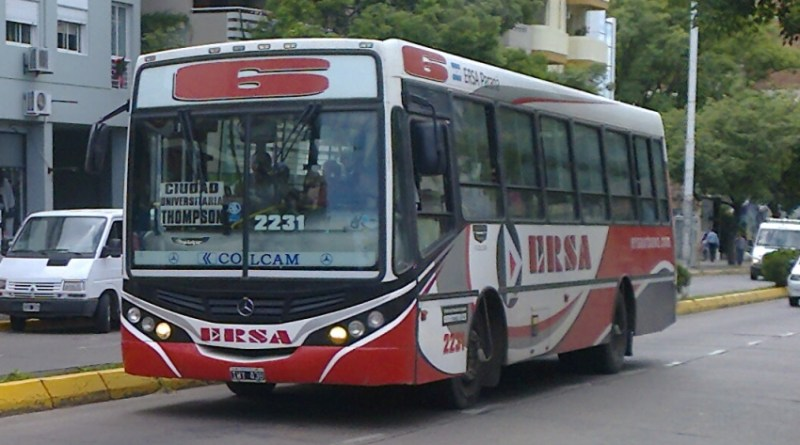 Colectivo línea 6 (Paraná)