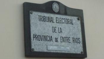 Tribunal electoral de Entre Ríos