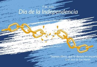 9 de Julio, Día de la Independencia de Argentina
