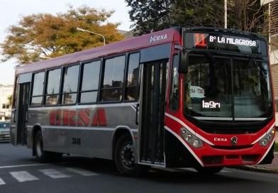 Línea 11: cambio permanente de recorrido (zona centro)