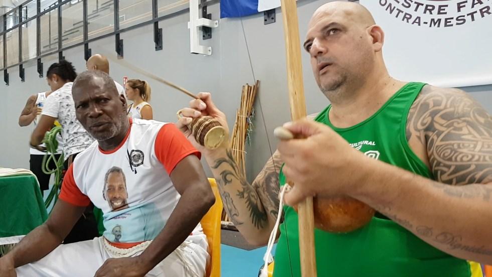 Mestre Jorge Sátelite & Mestre Zé Doro