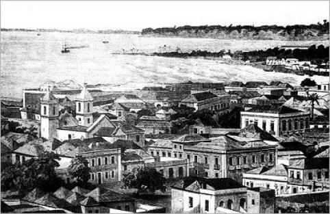 Luanda, Angola, 1883