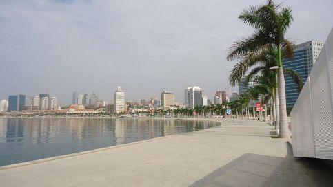 Luanda, Angola, de nos jours