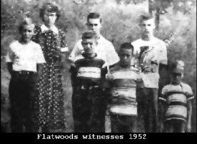 Les sept témoins.