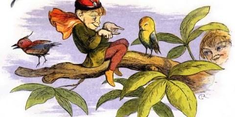 Les elfes dans la mythologie