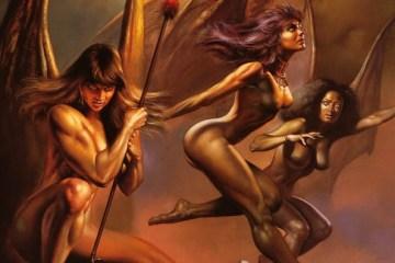 Les erinyes dans la mythologie grecque