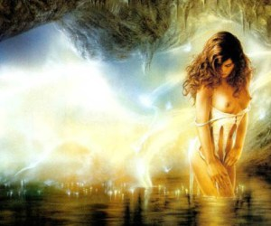 Les nymphes dans la mythologie