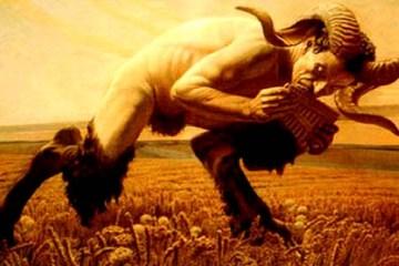Satyre de la mythologie grecque