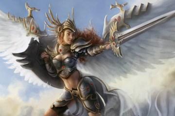 Les Walkyries dans la mythologie nordique
