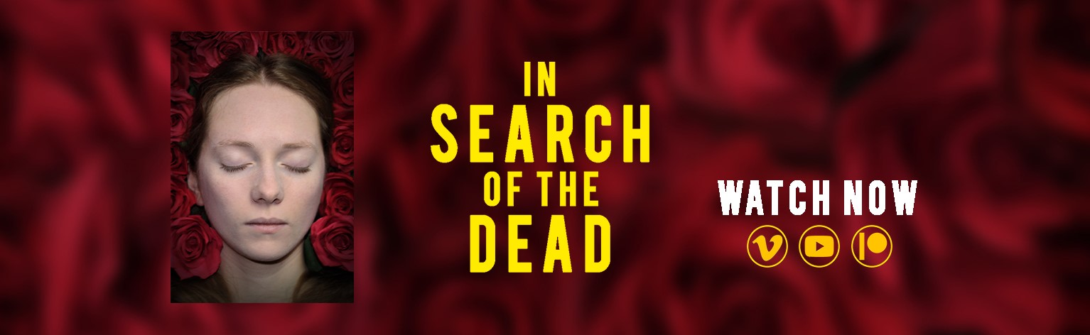 In Search of the Dead banner
