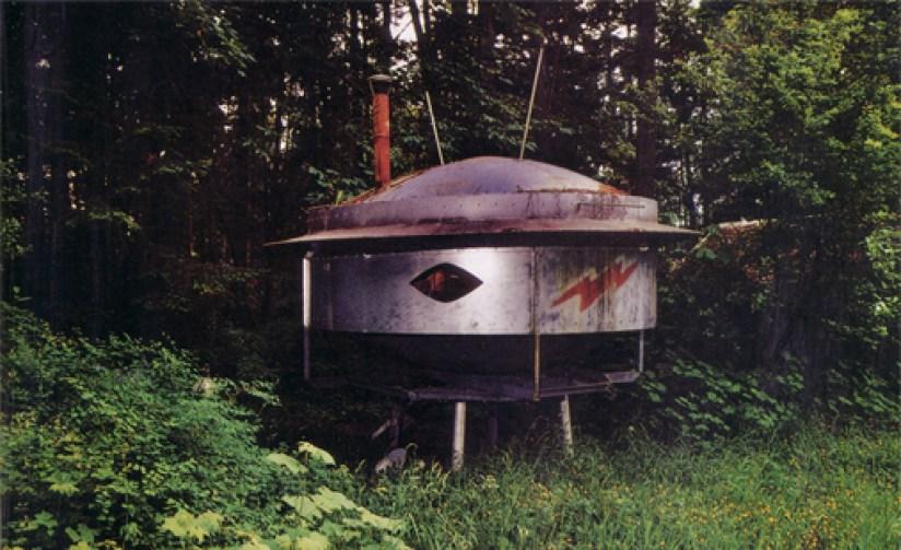 Granger Taylor UFO