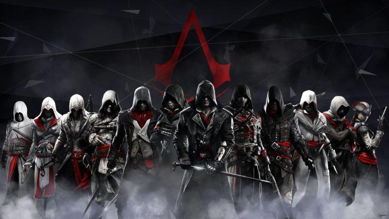 Assassin's Creed es una de las sagas con los mejores juegos de acción