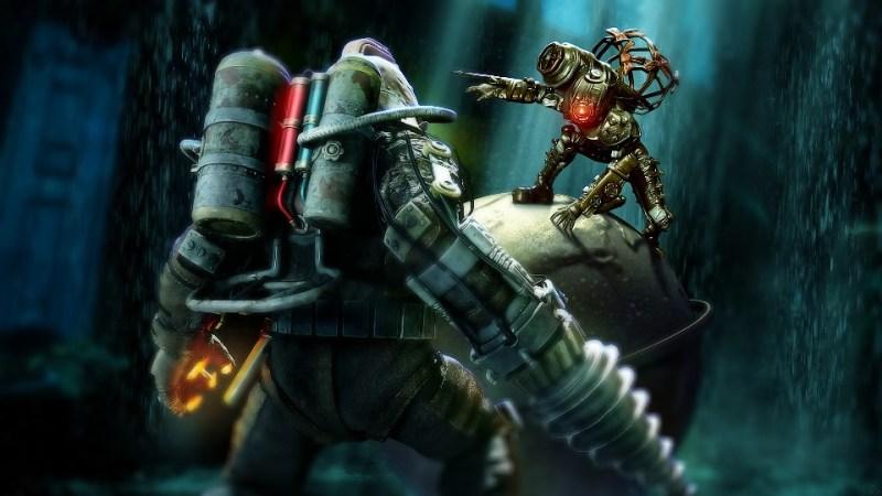 BioShock, de los mejores juegos de disparos