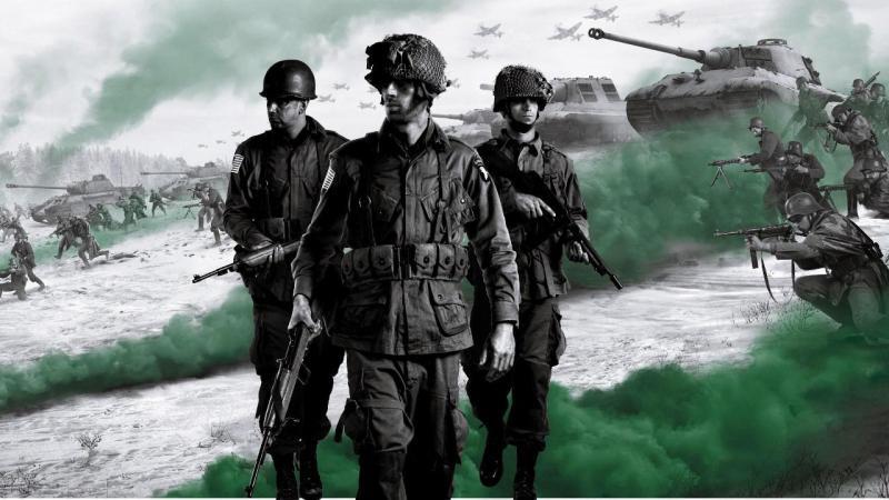 Juego de estrategia de la Segunda Guerra Mundial