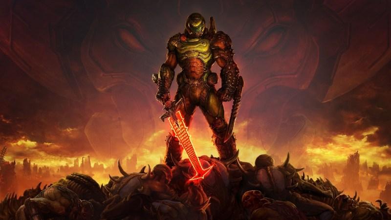 Doom, de los mejores juegos de disparos