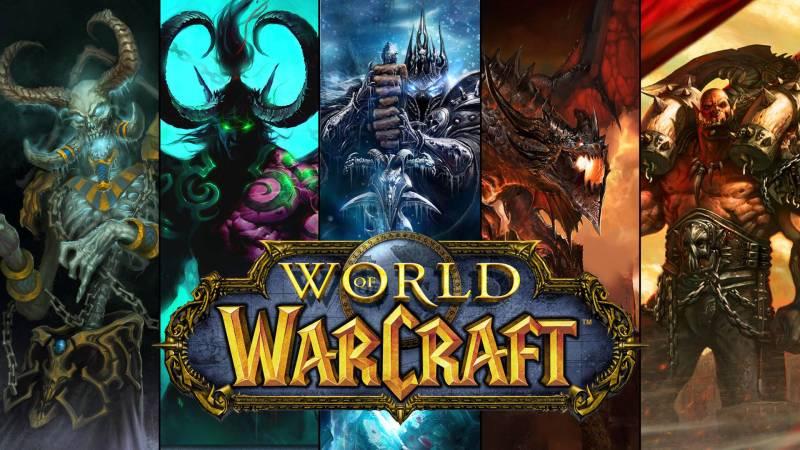 El WoW es el mejor juego MMORPG del mundo