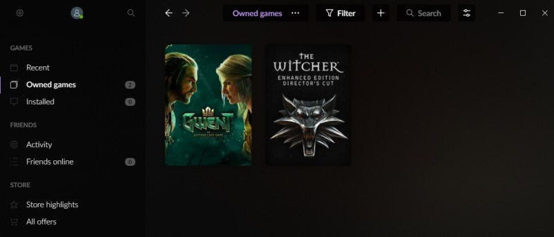The Witcher y Gwent gratis