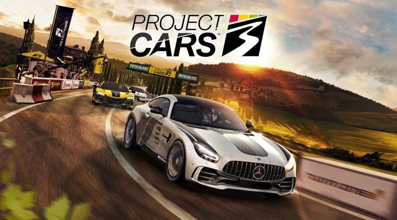 Project Cars 3 será lanzado el 28 de agosto