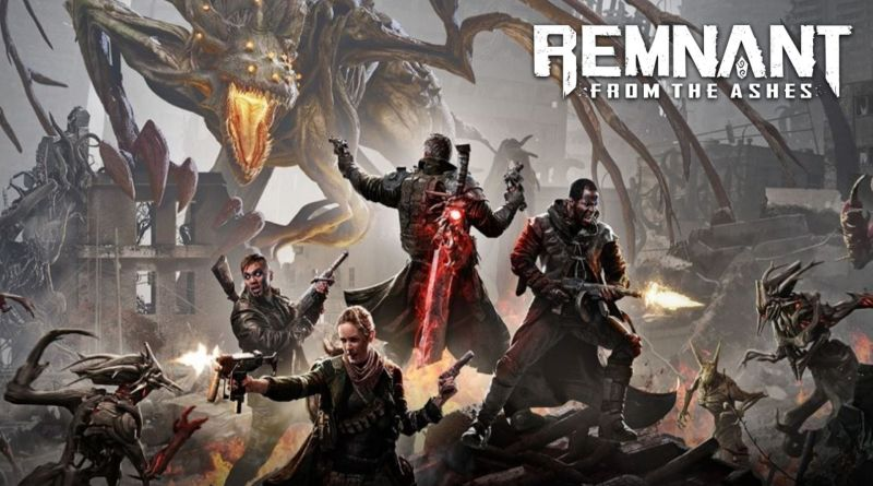 Remnant from the Ashes, gratis en Epic Games