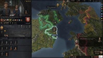 Gameplay de Crusader Kings III