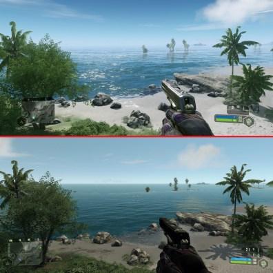 Crysis, uno de los nuevos juegos remasterizados este mes