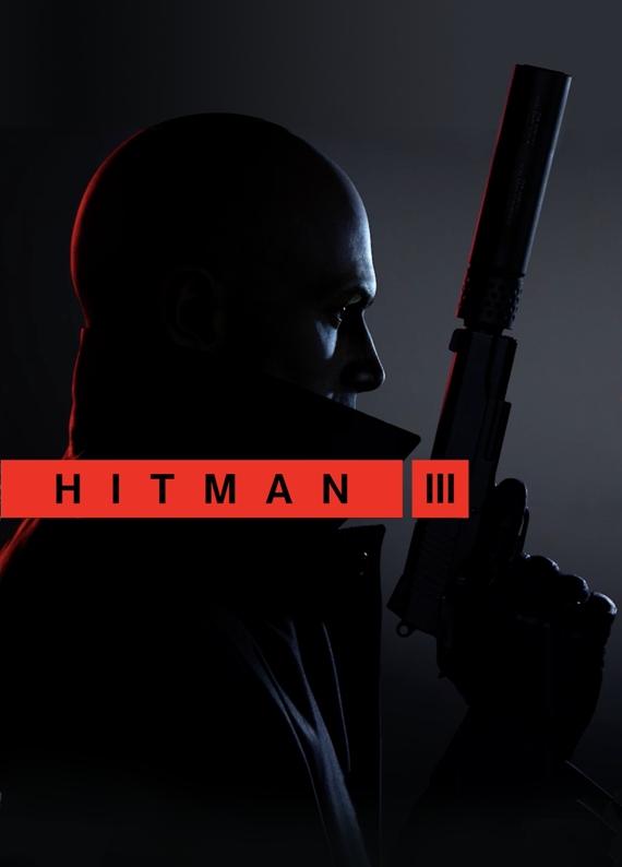 Cover de Hitman 3, uno de los mejores juegos de enero 2021