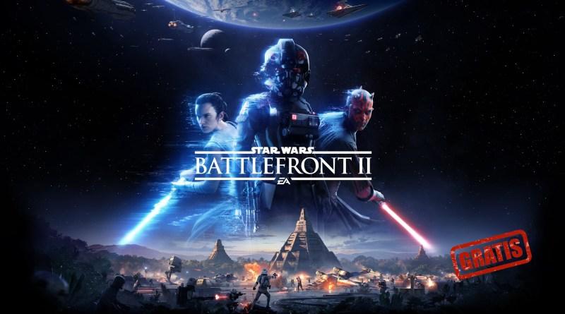 Star Wars Battlefront II gratis en Epic Games