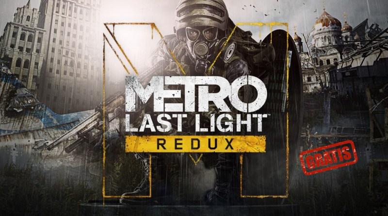 Metro: Last Light Redux gratis en Epic Games
