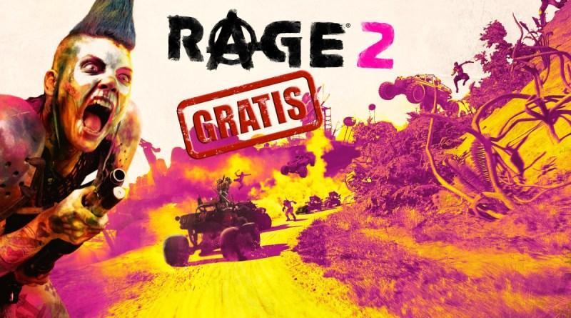 RAGE 2 gratis
