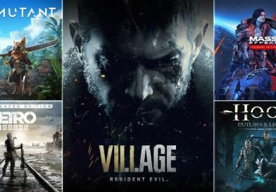 Nuevos juegos de PC para mayo 2021
