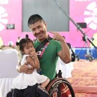 ママアスリート&おじいちゃんアスリートの奮闘~2018アジアパラ・パラパワーリフティング