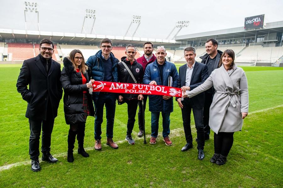 Wizytacja EAFF w Krakowie fot. Amp Futbol Polska (2)