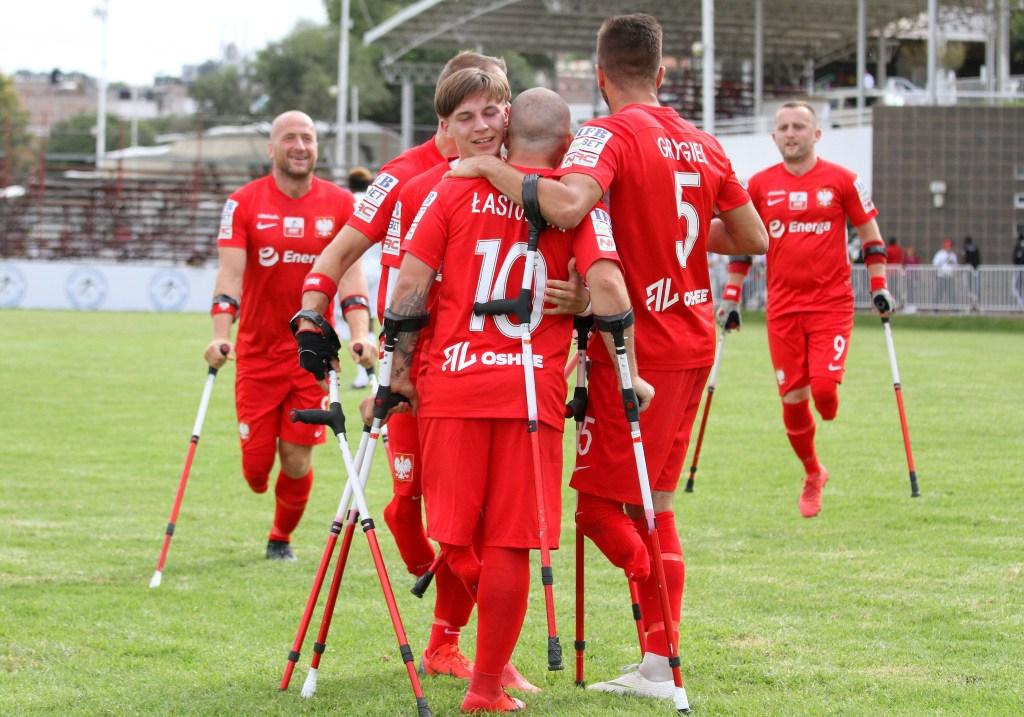 Polska v Haiti 2-1 Mistrzostwa Świata Amp Futbol 2018 fot. Bartłomiej Budny (4)
