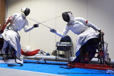 Wheelchair Fencing - Road to Tokyo 2020