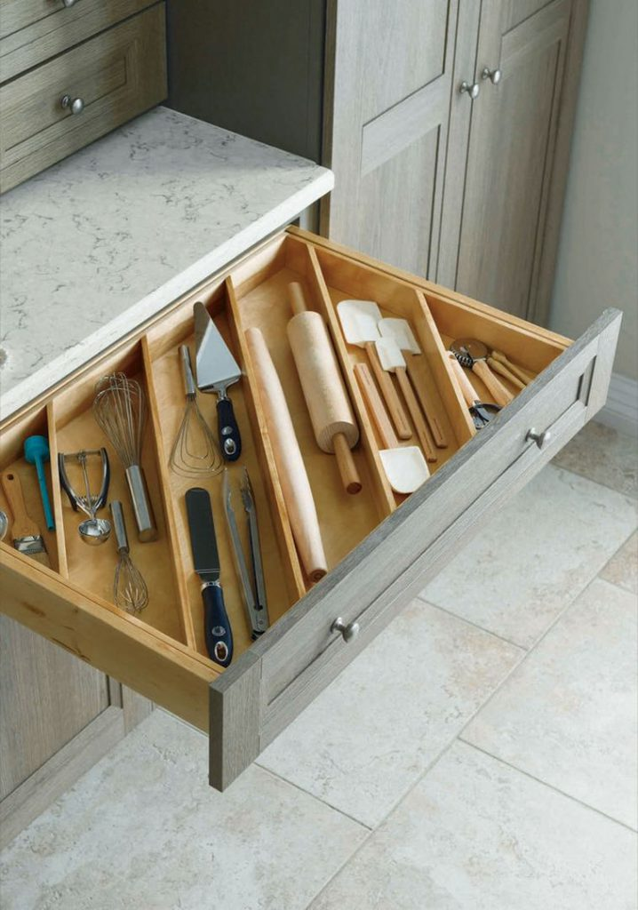 Kitchen accessories to put order at home