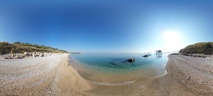 San Vito - spiaggia calata cintioni
