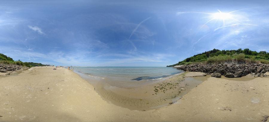 Spiaggia dei Saraceni ad Ortona