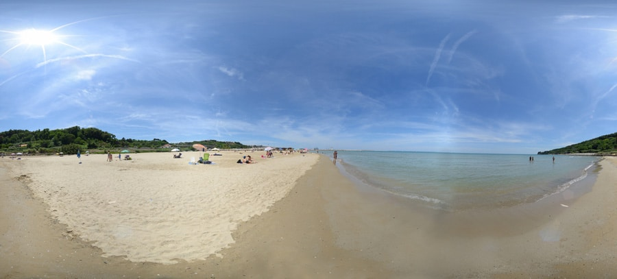 Ortona - Spiaggia dei Saraceni