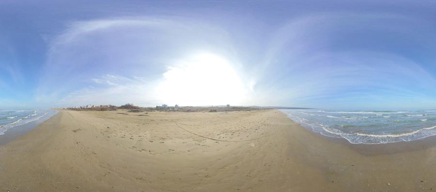 panorama Spiaggia di San Salvo