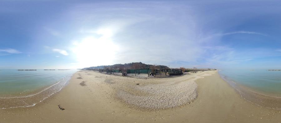 Spiaggia del Fiume Foro