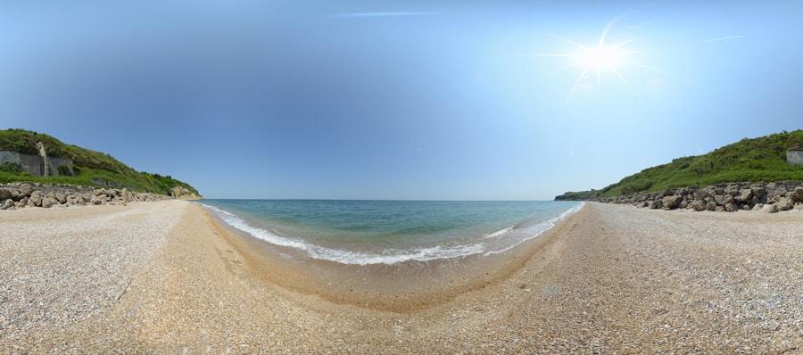 foto Spiaggia di Punta Ferruccio